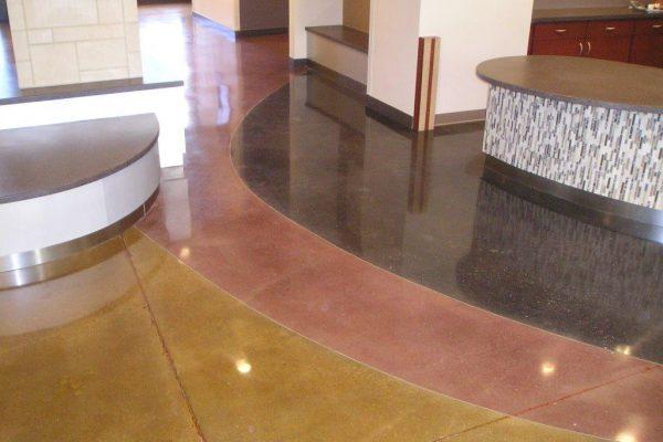 Commercial Concrete Polishing Colors
