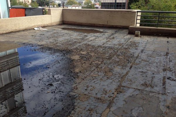 Commercial Concrete Refinishing