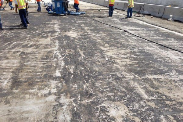 Industrial Surface Prep