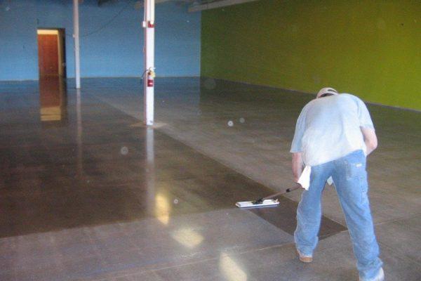 Petco Polished Concrete 2