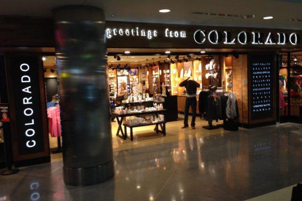 Retail Floor Polishing
